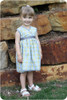 Audrey Cross Over Party Dress