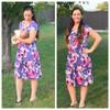 Cheyenne Tiered Dress