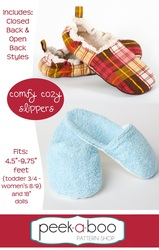 Comfy Cozy Slippers