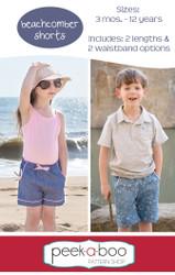 Beachcomber Shorts Pattern