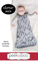 Slumber Sack sewing pattern