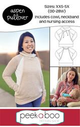 Aspen Pullover Pattern