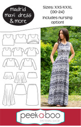 Madrid Maxi Dress & More