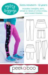 Agility leggings pattern