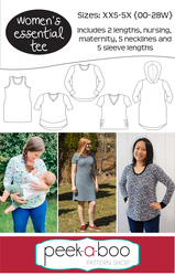 Women's T Shirt Pattern