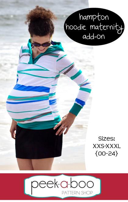 Hampton Hoodie Maternity Add-On Pack