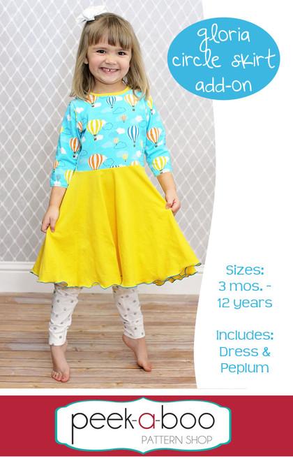Gloria Circle Skirt Add-On Pack