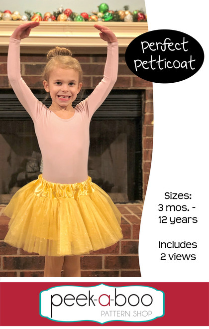 Free Petticoat Pattern