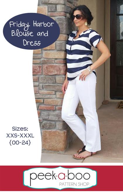 Friday Harbor Blouse & Dress