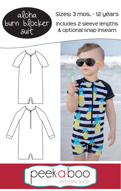 Aloha Burn Blocker Suit