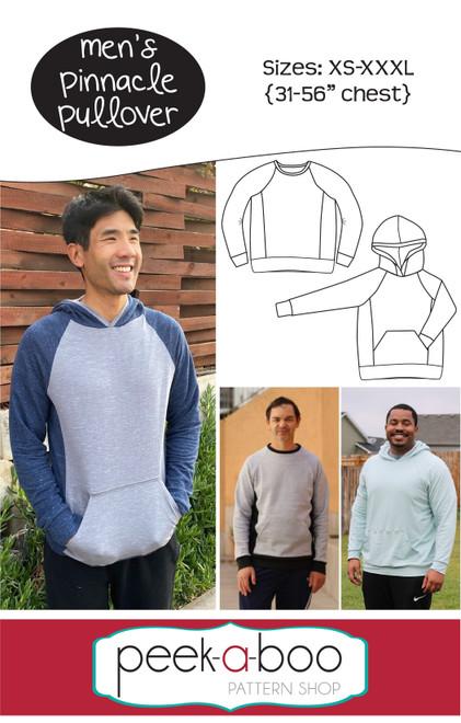 Men's Pinnacle Pullover