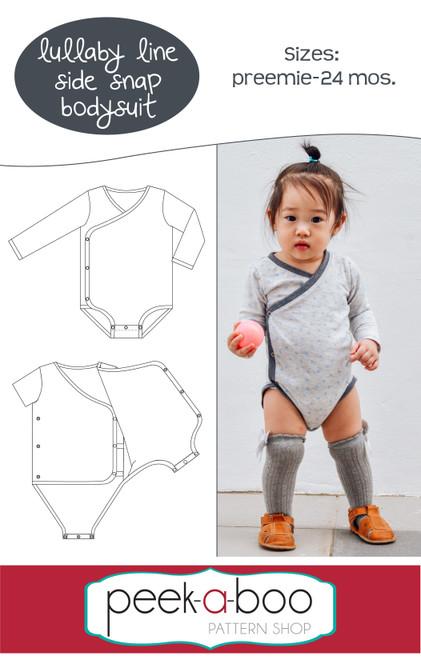 Lullaby Line Side Snap Bodysuit