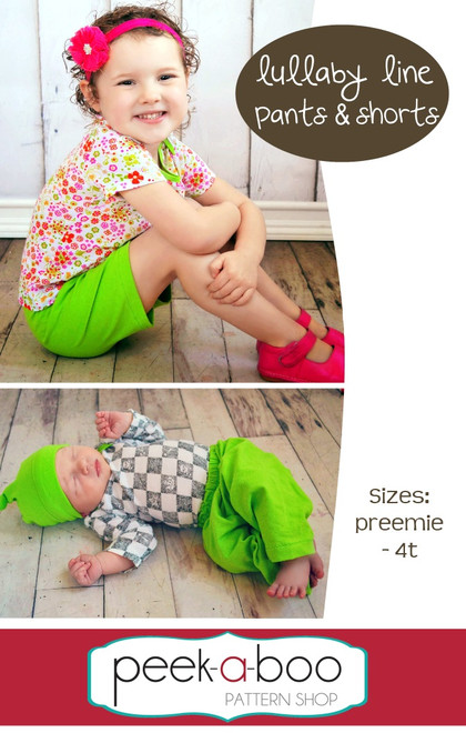 Lullaby Line Pants & Shorts