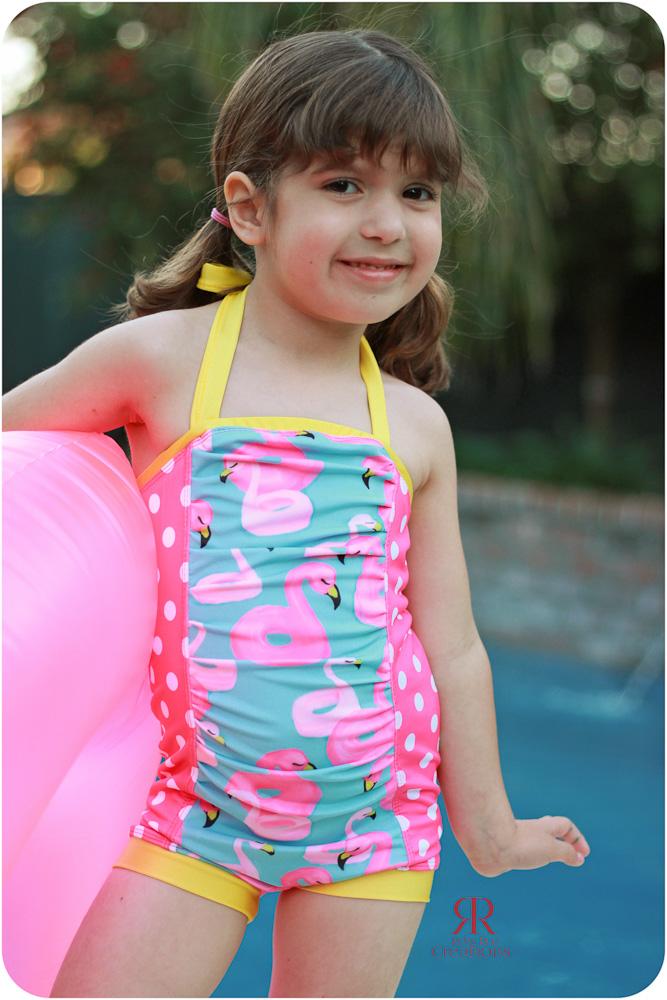 f70da0f8b305a Marilyn Vintage Swimsuit - Peek-a-Boo Pattern Shop