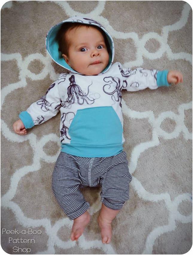 Eeny Meeny Miny Moe Bodysuit Peek A Boo Pattern Shop