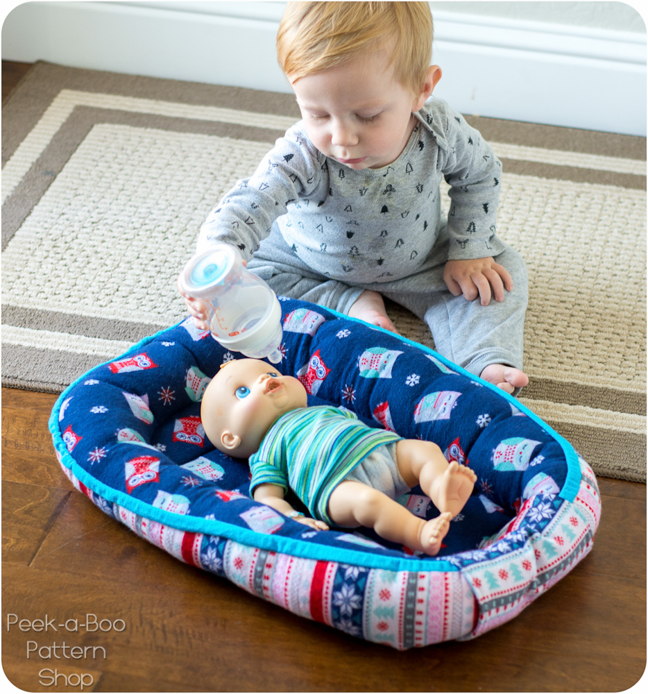photo regarding Printable Baby Nest Pattern named Lullaby Line Youngster Nest