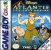 Disney's Atlantis: The Lost Empire (Game Boy Color) (Pre-Owned)