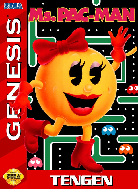 Ms. Pac-Man (Genesis)