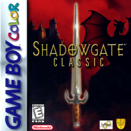 Shadowgate Classic (Game Boy Color)