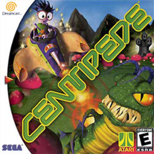 Centipede -GAME ONLY- (Dreamcast)