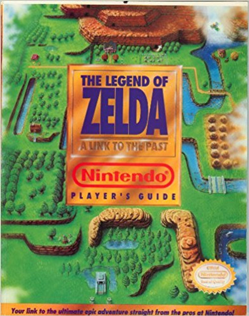 The Legend of Zelda: A Link to the Past Player's Guide (Strategy Guide)