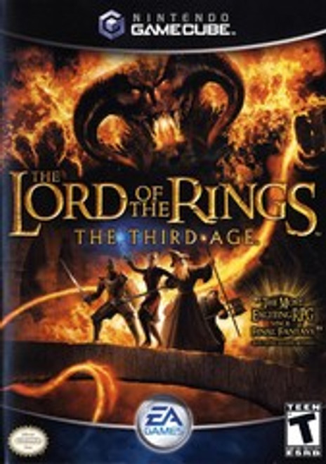 The Lord of the Rings: The Third Age (GameCube)