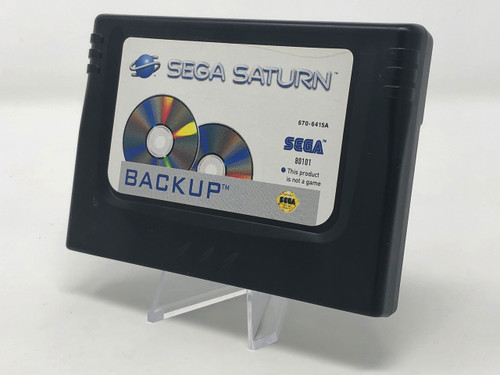 Back-Up RAM Cartridge (Sega Saturn)