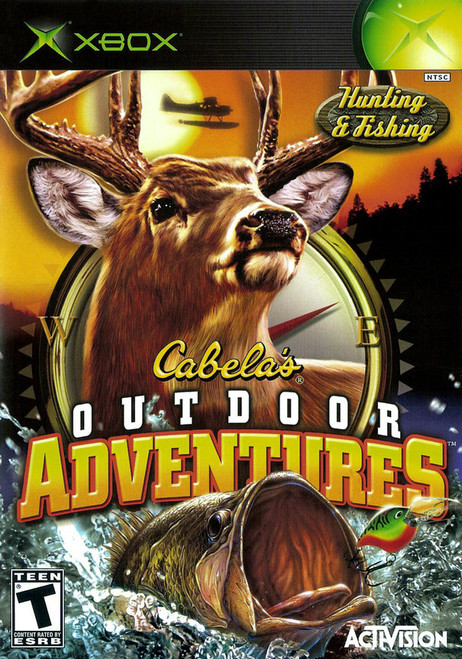 Cabela's Outdoor Adventures (Original Xbox)