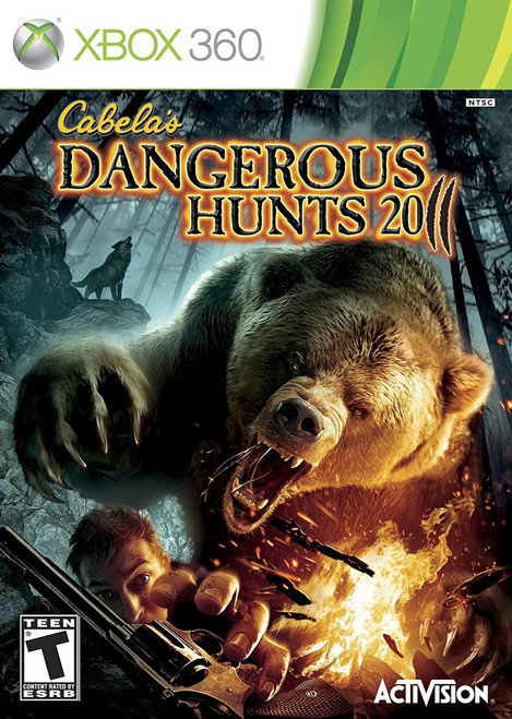Cabela's Dangerous Hunts 2011 (Xbox 360)