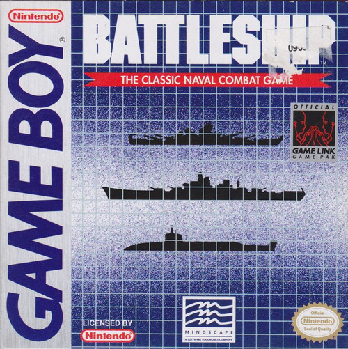 Battleship (Original Game Boy)