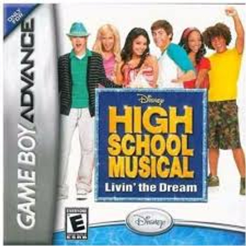 Disney High School Musical: Livin' the Dream (Game Boy Advance)