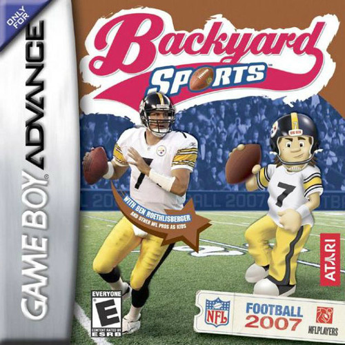 Backyard Sports: Football 2007 (Game Boy Advance)