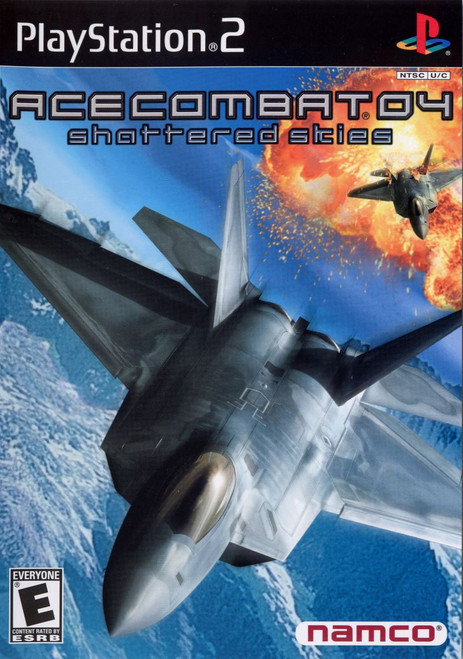 Ace Combat 04: Shattered Skies (PS2)