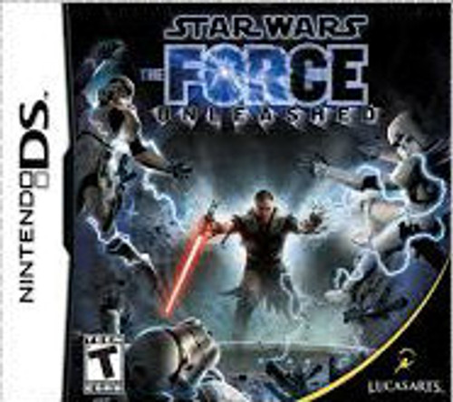 Star Wars The Force Unleashed (DS)