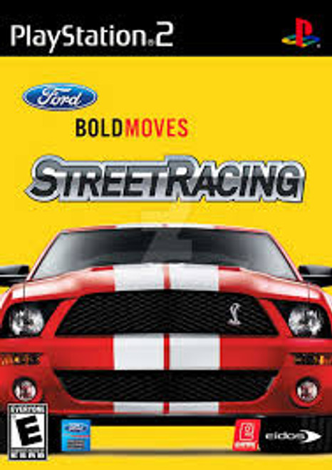 Ford Bold Moves Street Racing (PS2)