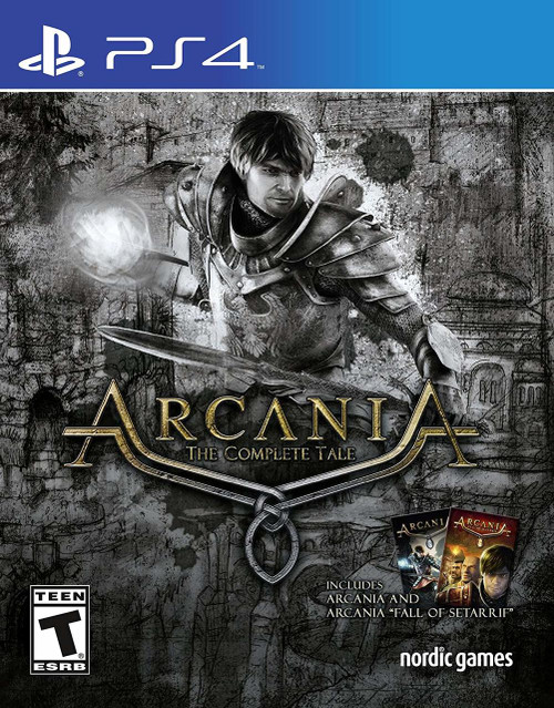 Arcania: The Complete Tale (PS4) (Pre-Owned)