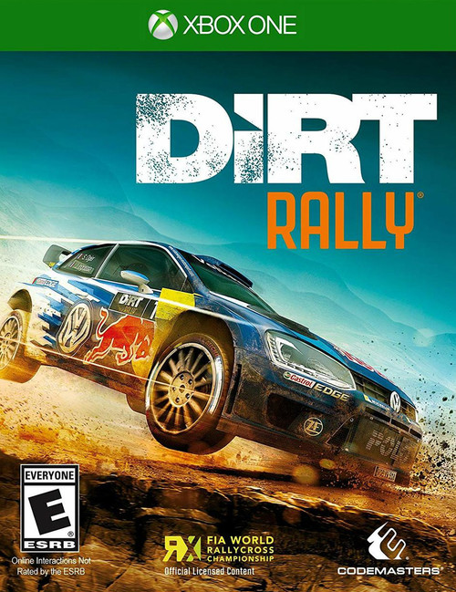 DiRT: Rally (Xbox One) (Pre-Owned)