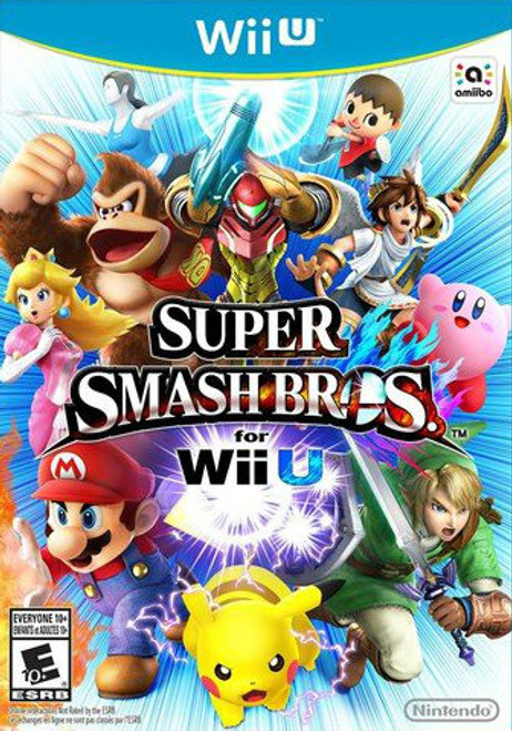Super Smash Bros. for Wii U (Wii U) (Pre-Owned)