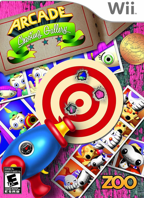 Arcade Shooting Gallery (Wii)