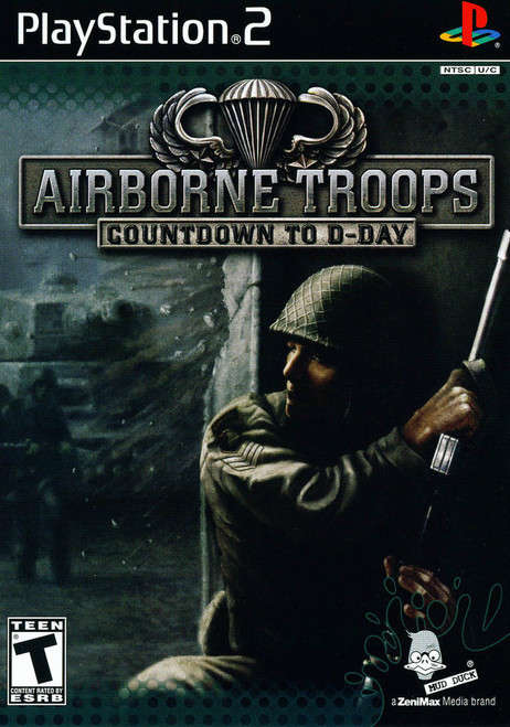 Airborne Troops: Countdown to D-Day  (PS2)