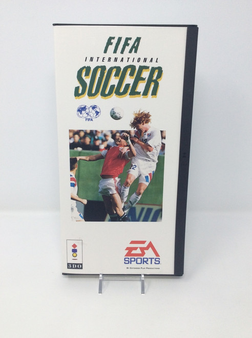 FIFA International Soccer -COMPLETE IN BOX- (3DO)
