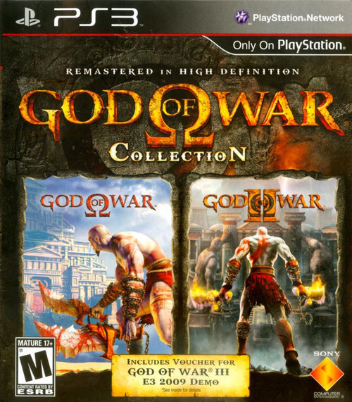 God of War Origins Collection (PS3) - Next Level Games