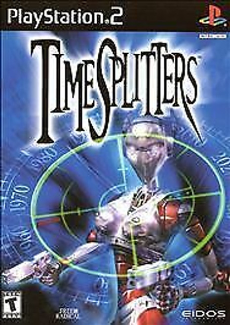 Time Splitters (PS2)