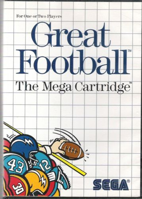 Great Football (Master System)