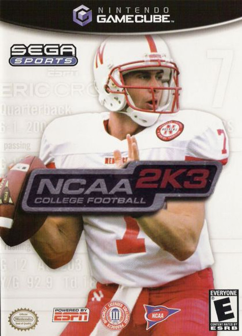 NCAA College Football 2K3 (GameCube)