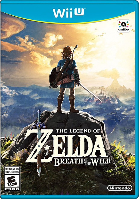 The Legend of Zelda: Breath of the Wild (Wii U) (Pre-Owned)