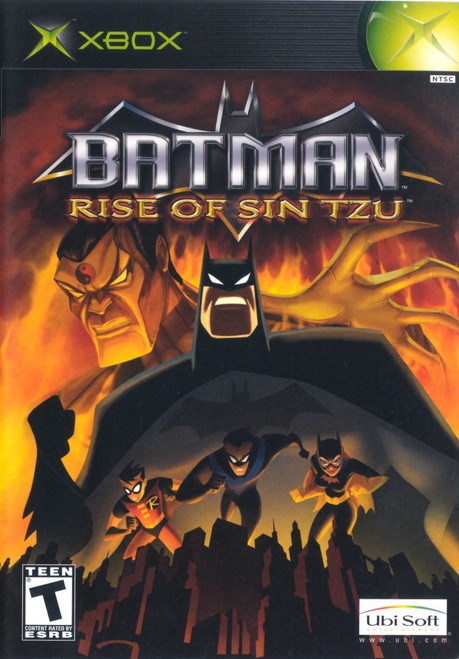Batman: Rise of Sin Tzu (Original Xbox)