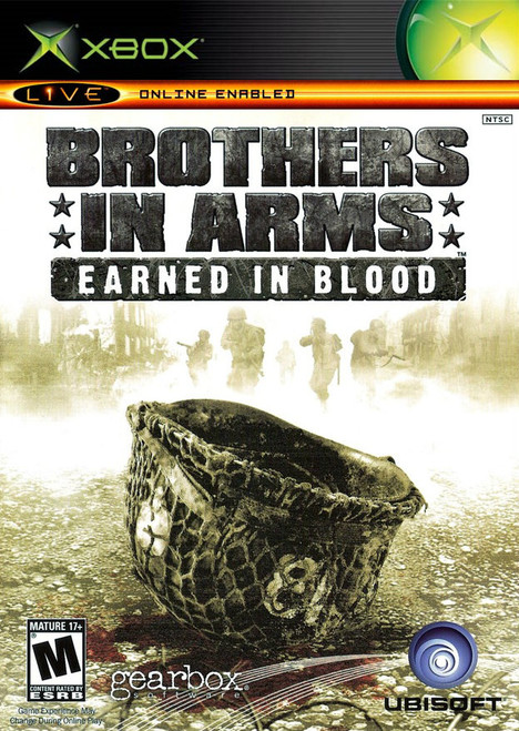 Brothers in Arms: Earned in Blood (Original Xbox)