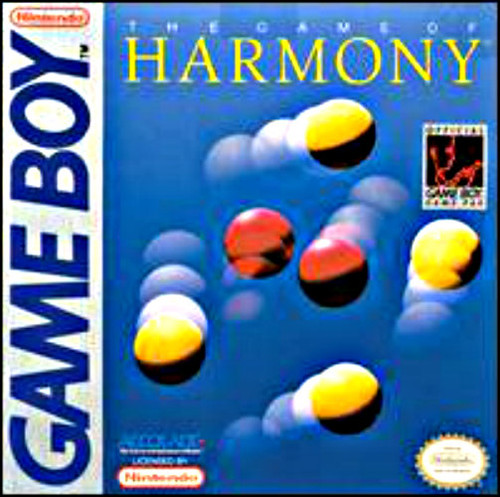 The Game of Harmony (Original Game Boy)