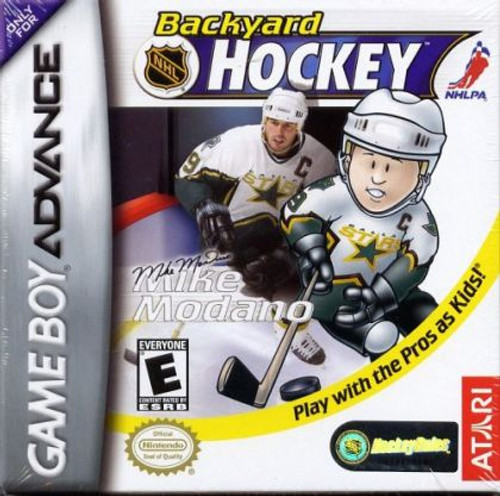 Backyard Hockey (Game Boy Advance)